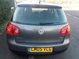 Volkswagen Golf SE 1.9 Tdi 2005. ( Newer Model)