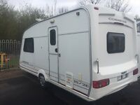Swift luxury 2 berth