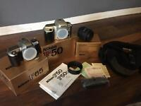 Nikon camera SLR