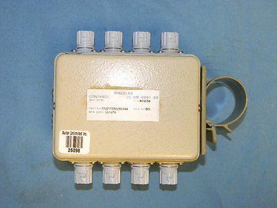 Genuine Space Hardware 1979 NASA Spacelab Lighting Power Kit Historic Artifact