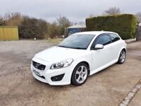 2010 Volvo C30 R-Design 1.6 with Low milage and full service history