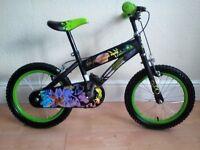 ( New ) Ben 10 Bike ( 4-7 Y. )