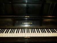 Bechstein Piano Overstrung