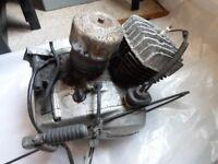 Motorbike Engine.