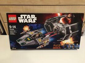 LEGO STAR WARS 75150 VADERS TIE FIGHTER VS A-WING STARFIGHTER