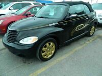 2005 Chrysler PT Cruiser GT + DÉCAPOTABLE