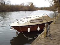 A great opportunity to own a nice original, Shetland 570 all ready to use and enjoy !