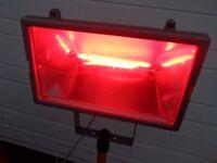 Sundance 1300 watt Halogen quartz Patio/ Smoke shelter/ Man cave Etc. Heater.