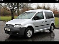 VW CADDY MAXI LIFE ++DSG AUTO ++TDI (Diesel) ++ Window VAN ++IMMACULATE ++