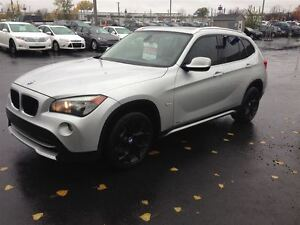 2012 BMW X1 CUIR MAGS TOIT PANORAMIQUE