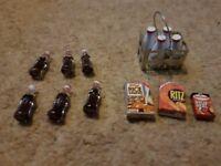 Dolls house emporium items
