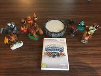 Skylanders Nintendo Wii package
