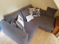 Perfect Condition Memory Foam Sectional Sofa