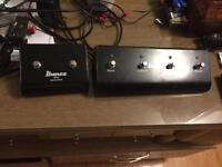 Ibanez amp pedals