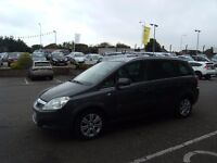 2011 60 VAUXHALL ZAFIRA 1.8 DESIGN 5D 138 BHP **** GUARANTEED FINANCE **** PART EX WELCOME ****