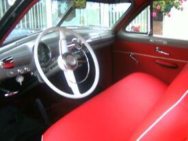 Ford Custom - Imported American 2 Door Saloon