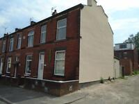 Newly modernised end terrace within walking distance of Bury town centre