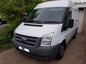 FORD TRANSIT T280 - SWB - Med Roof - AirCon - Only 56k Miles - FSH - One Previous Owner (NO VAT)