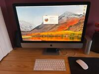 "Apple iMac 27"" 3.5Ghz i7 32GB ram"