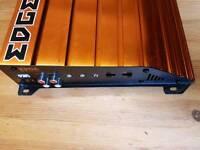 Edge car amp