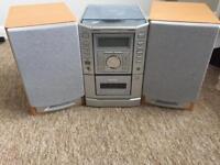 Sanyo sound System