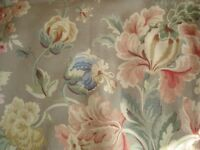 Fabric Sample 15 off 40x46 cm York interiors Chatsworth |Design country house collection