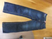 Superdry Mens relaxed fit jeans