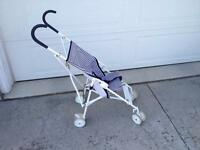 Light stroller great for travel