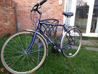 City Commuter Hybrid Bike Richmond Optima