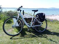 Electric bike - Giant Ladies twist lite HYBRID excellent condition