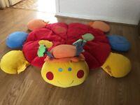 Lotty ladybird playmat and Sing along pram walker both for 10£