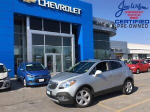 2015 Buick Encore Convenience JUST OFF LEASE POWER SEAT BLUETOOT