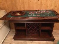 6 in 1 casino table