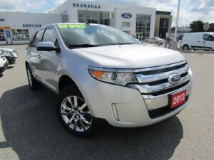 2013 Ford Edge Limited | LEATHER | NAVIGATION |