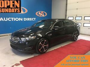 2015 Ford Taurus SEL LEATHER! NAVIGATION! BACK UP CAMERA!