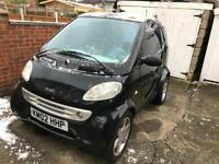 Smart Fortwo 450 *Semi auto* *39k miles* *long mot*