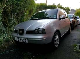 seat arosa 1.4 sport automatic, open to offers