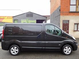 Finance Available & NO VAT! Vauxhall Vivaro SWB sportive van 12 plate with full service history (4)