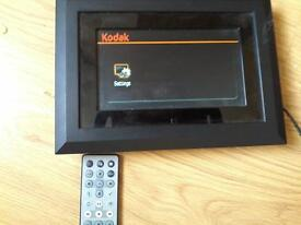 Electric photo frame