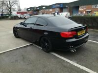 BMW 3series Coupe E92 320D