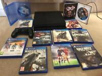 ps4 + games