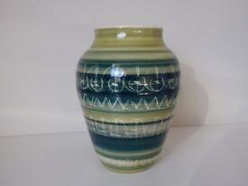 Large Vintage Rumney Pottery (Cardiff) vase