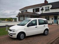 2011 FIAT PANDA ACTIVE 5 DOOR HATCHBACK *ONLY 30,000 MILES*£30 ROAD TAX! CHEAP CAR!!!!!