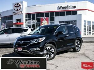 2015 Honda CR-V TOURING AWD, NAVIGATION