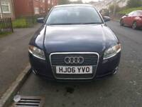 AUDI A4 2006 2.0 TDI.6SPIDE MANUAL.. GREAT CONDITION