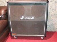 Marshall 1960 AV 4x12 stereo speaker cabinet