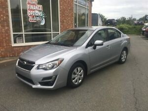 2015 Subaru Impreza 2.0L PZEV AWD | $75/week, taxes in, $0 down