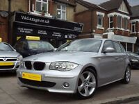 BMW 1 SERIES 1.6 116i Sport 5dr Sevice History, Long Mot