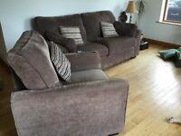 3 and 1 settee sofa