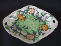 Maling Luster Green plate